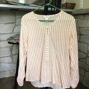 Sundance Striped Top